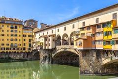 Ponte Vecchio Florence, Italy Stock Photo