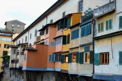 Ponte Vecchio Florence Italy Stock Photos
