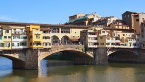 Ponte Vecchio, Florence, Italy Royalty Free Stock Photo