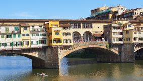 Ponte Vecchio, Florence, Italy Royalty Free Stock Photography