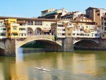 Ponte Vecchio, Florence, Italy Royalty Free Stock Photo