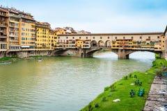 Ponte Vecchio. Florence, Italy Stock Photography