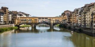 Ponte Vecchio Florence Stock Images