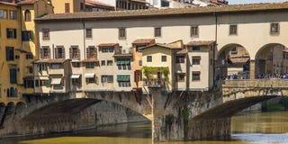Ponte Vecchio Florence Royalty Free Stock Photography