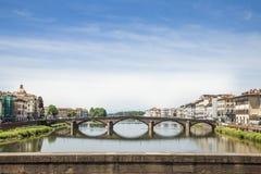 Ponte Vecchio Florence Stock Photos