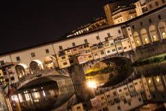 Ponte Vecchio, Florence, Italy Royalty Free Stock Photos