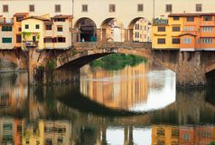 Ponte Vecchio, Florence, Italy Stock Photography