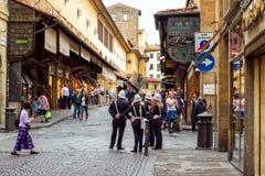 Ponte Vecchio, Florence, Italy Royalty Free Stock Image
