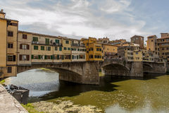 Ponte Vecchio in Florence, Italy Stock Photo
