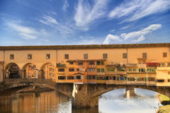 Ponte Vecchio - Florence Italy Royalty Free Stock Photos