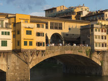 Ponte Vecchio, Florence, Italy Royalty Free Stock Images
