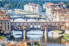 Ponte Vecchio Florence Italy Royalty Free Stock Photo
