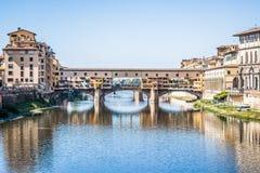 Ponte Vecchio Florence Italy Stock Image