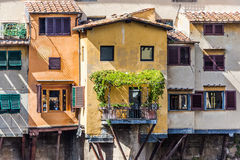 Ponte Vecchio Florence Italy. An image of the Ponte Vecchio in Florence Italy Royalty Free Stock Photos