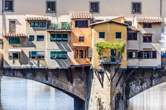 Ponte Vecchio Florence Italy Stock Images