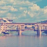 Ponte Vecchio, Florence, Italy Stock Photography