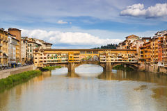 The Ponte Vecchio. Florence. Italy Royalty Free Stock Image