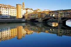 Ponte Vecchio, Florence,Italy Stock Photo