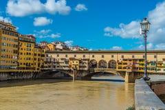 Ponte Vecchio, Florence, Italy. View of Ponte Vecchio, Florence, Italy Stock Image