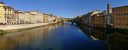 Ponte Vecchio of Florence Italy Royalty Free Stock Photography