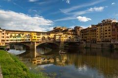 Ponte vecchio Florence Royalty Free Stock Photo