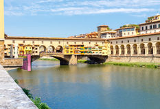 Ponte Vecchio. Florence Stock Photos