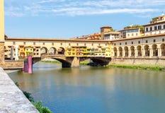 Ponte Vecchio. Florence Stock Photos