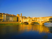 Ponte Vecchio , Florence Royalty Free Stock Photo