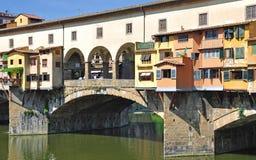 Ponte Vecchio,Florence,Tuscany Royalty Free Stock Images