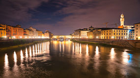 Ponte Vecchio, Florence. Tuscany. Royalty Free Stock Photos