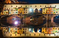Ponte Vecchio, Florence. Tuscany. Royalty Free Stock Image