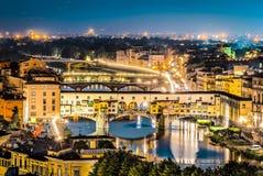Ponte Vecchio, Florence, Tuscany Royalty Free Stock Image
