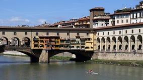 Ponte Vecchio - Florence , Tuscany Stock Photography