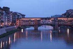 Ponte Vecchio Florence Royalty Free Stock Images