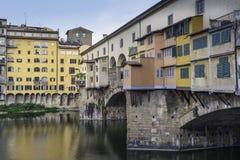 Ponte Vecchio in Florence Royalty Free Stock Photo