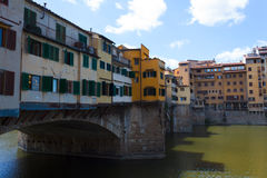 Ponte Vecchio - Florence Stock Images