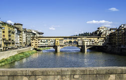 Ponte Vecchio Florence Royalty Free Stock Image