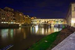 Ponte Vecchio, Florencia Imagen de archivo