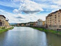Ponte Vecchio Florencia Imagenes de archivo