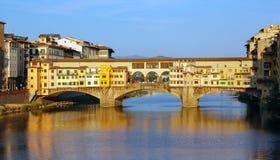 Ponte Vecchio - Florencia Fotos de archivo