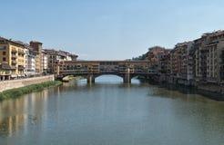 Ponte Vecchio, Florencia, Italia Foto de archivo