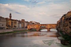 Ponte Vecchio, Florencja Fotografia Royalty Free