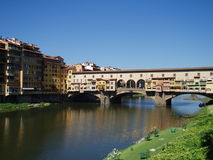 Ponte Vecchio Florenz lizenzfreie stockfotografie