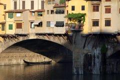 Ponte Vecchio III Lizenzfreies Stockbild