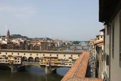Ponte Vecchio och mer Royaltyfria Bilder