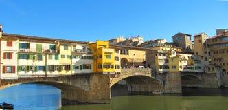 Ponte Vecchio - Tuscan, Toscana, Toskana Italy Royalty Free Stock Photography