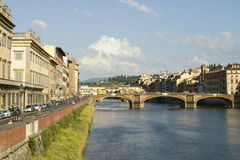 Ponte Vechio Imágenes de archivo libres de regalías