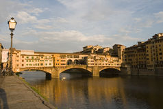 Ponte Vechio Royalty Free Stock Photos