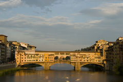 Ponte Vechio Stock Photo