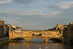 Ponte Vechio Foto de archivo